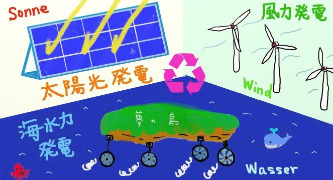 夢の島のエネルギー